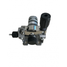 Подающий механизм полуавтоматический сварочный 24В 2-х роликовый SXGZ